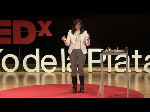 Ajedrez para la vida | Marina Rizzo | TEDxRiodelaPlata