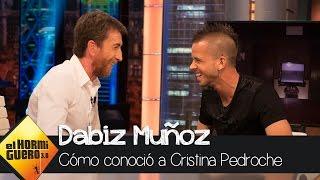 Dabiz Muñoz nos cuenta cómo conoció a Cristina Pedroche - El Hormiguero 3.0
