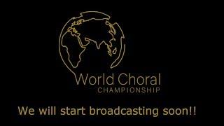 The 1st World Choral Championship | 第1回世界合唱選手権大会