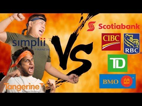 Free banks vs Bank fees (Canada)