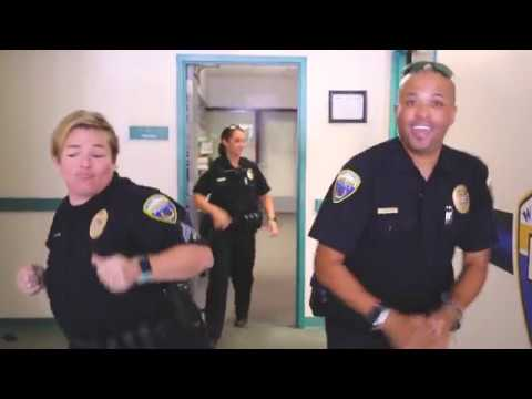 Winter Springs Police Lip Sync Challenge