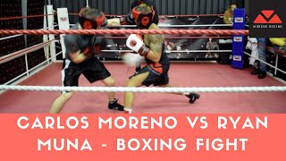 Carlos Moreno Vs Ryan Muna (Moreno Boxing Fight Camp - Main Event)