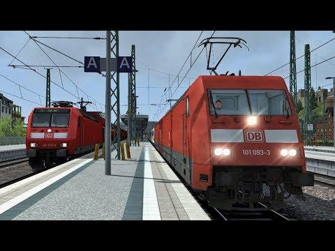 Train Simulator: Koblenz Hbf - Köln Hbf with DB BR101