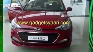 hyundai elite i20 latest car price review india 2014 2015