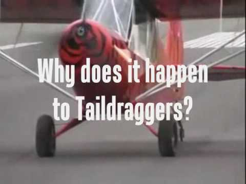 Taildraggers vs. Tricycle gear