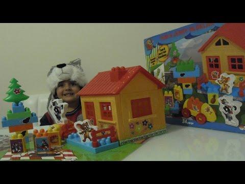 tom and jerry lego oyun seti  tom ve jerry oyuncakları