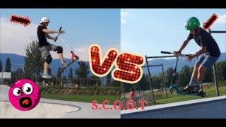 🔴 Game of SCOOT🔴[fr] Baptiste vs Timothé V1