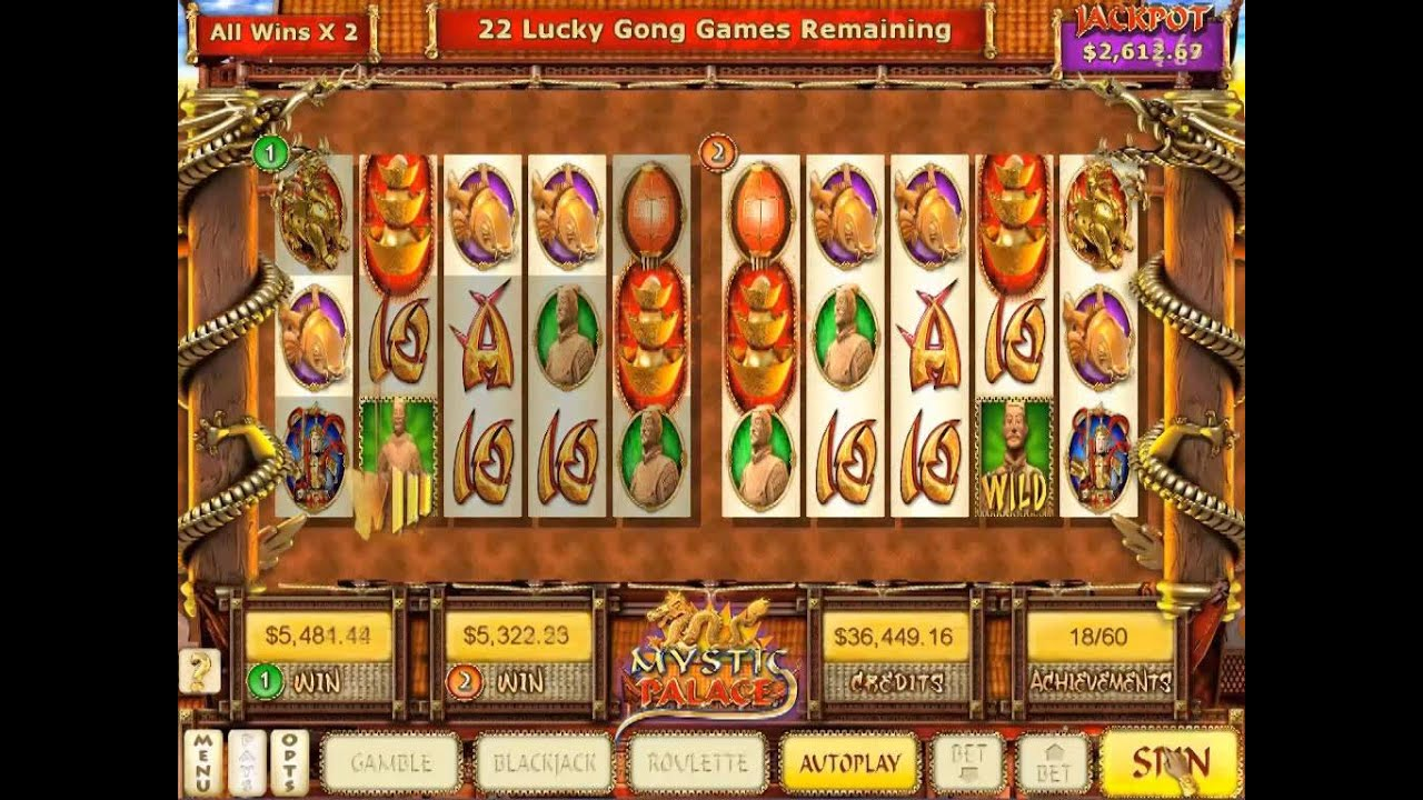 Mystic palace slots how to play 777 slots