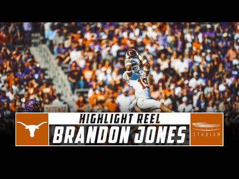 Texas DB Brandon Jones Highlight Reel - 2019 Season | Stadium