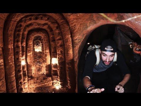 Secret Templar Cave