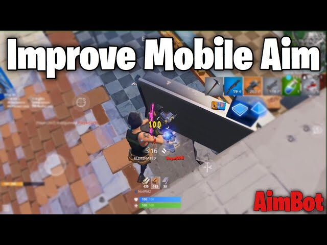 How to improve in fortnite mobile