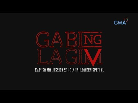 Kapuso Mo, Jessica Soho: Gabi ng Lagim V: Halloween Special