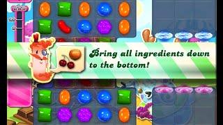 Candy Crush Saga Level 1082 walkthrough (no boosters)