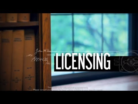 Intellectual Property: Licensing Mp3