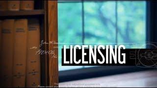 видео лицензировании
