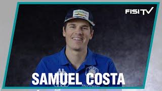 Samuel Costa: 'Immergermi con gli squali mi ha giovato'