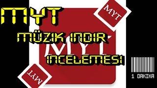Download En iyi youtube müzik indirme programı MYT tubidy mp3