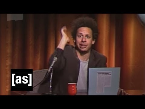 Wacky Newspaper Articles | The Eric Andre Show | Adult Swim