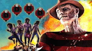 Freddy vs. ACTUAL Optimal SWF group... | Dead by Daylight