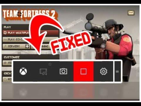 Windows 10 XBOX live GAME BAR Recorder input lag fix