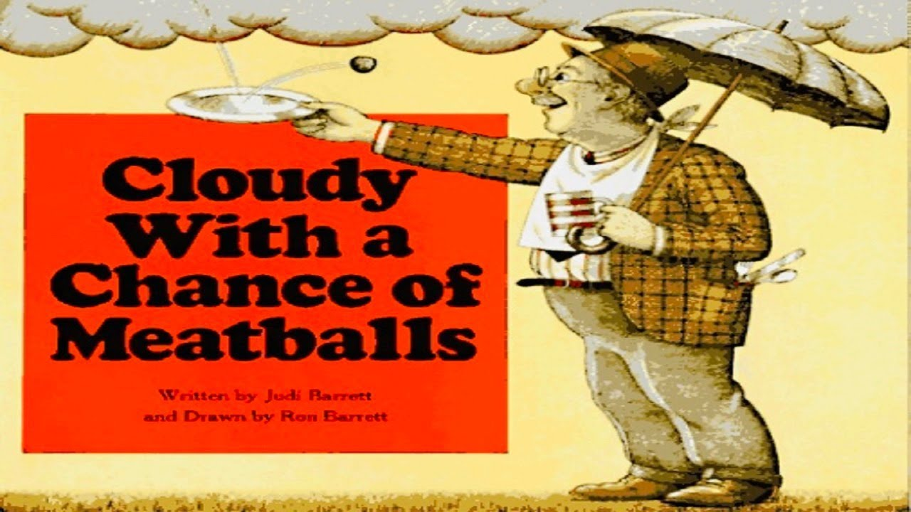Download Cloudy with a Chance of Meatballs Animated Book Read Aloud