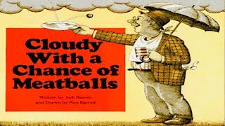 Cloudy with a Chance of Meatballs Animated Book Read Aloud