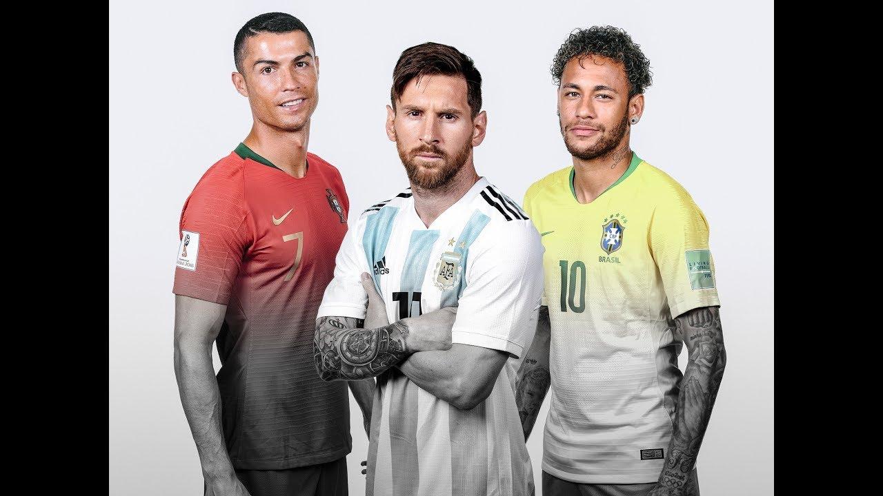 Best Football Skills 2018/19 FT Messi Ronaldo Neymar ...