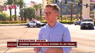 Massacre on the Vegas strip: Gunman kills 59 in Las Vegas concert shooting