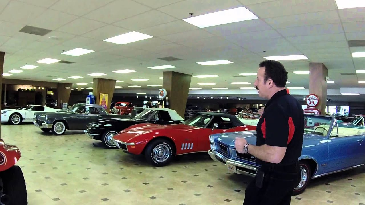 Tour Of Ideal Classic Cars YouTube - Ideal classic cars car show