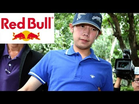 Red Bull heir wanted over Bangkok fatal cop hit and run