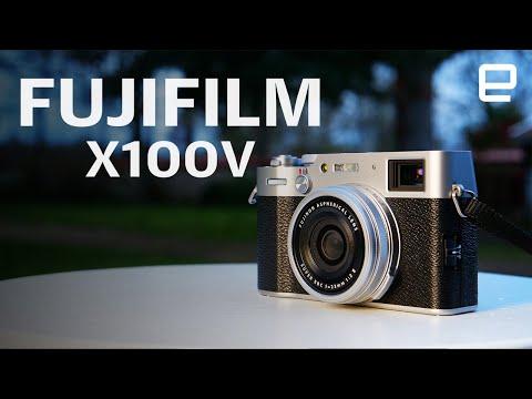 Fujifilm X100V review: Better everything