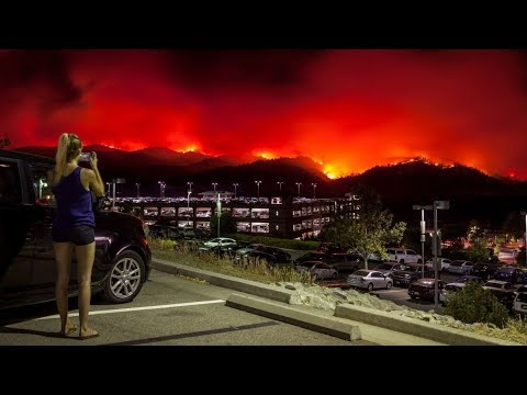 GSM Update 7/2/18 - Wildfire Arson - Deadly Dust Storm - Carbon Dioxide Truth