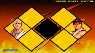 Capcom Vs Snk 2   Geese [TAS]