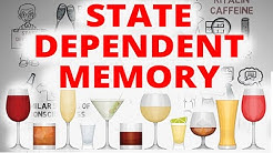 State Dependent Memory (Defintion + Examples)
