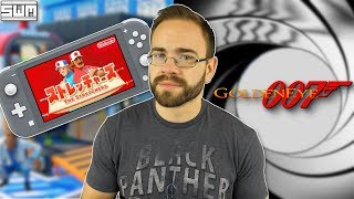 Nintendo Randomly Releases A New Game And GoldenEye Remastered Leaks...Again | News Wave