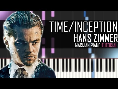How To Play: Hans Zimmer - Time - Inception Soundtrack | Piano Tutorial + Sheets