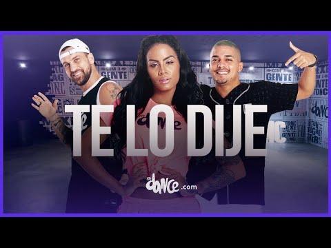 Te Lo Dije – Natti Natasha ft. Anitta | FitDance Life (Coreografía Oficial)