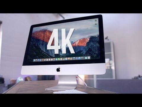 21.5-inch 4K iMac (2015) w/ Retina Display Review!