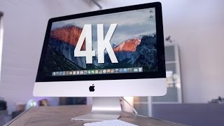 21.5-inch 4K iMac (2015) w/ Retina Display Review!