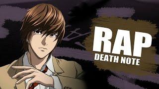 RAP DE DEATH NOTE - Yo Soy Kira | Rapnime