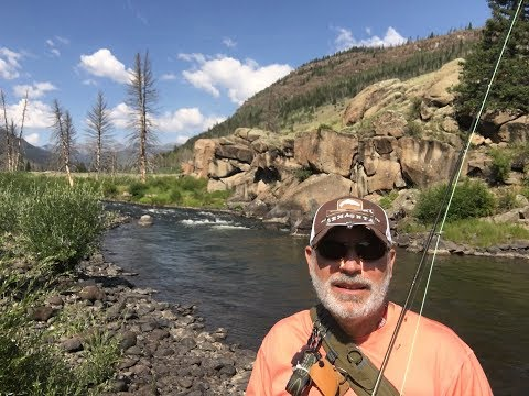 Colorado & Mexico Fly Fishing Adventure 2018