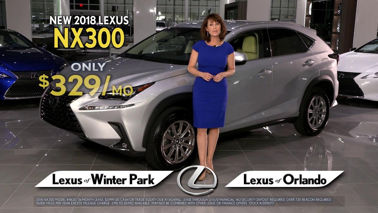 Lexus Of Winter Park Lexus NX Choose Your Lexus YouTube - Winter park car show 2018