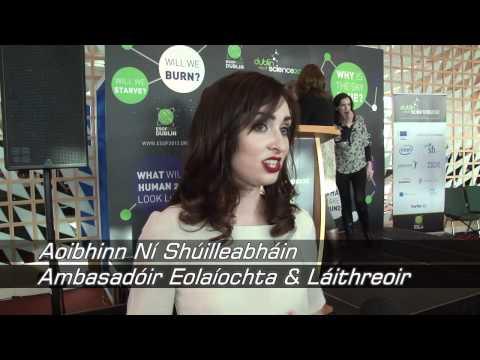 Baile Átha Cliath : Cathair na hEolaíochta 2012