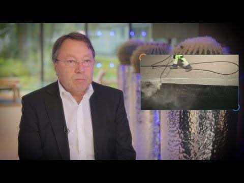 Management énergétique : réchauffement solaire du bitume - Innovation Colas Suisse