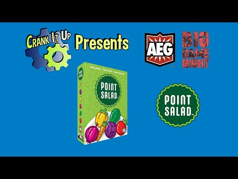 Big Game Night - Point Salad