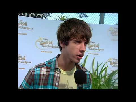 Tinker Bell and the Great Fairy Rescue: David Lambert Premiere Interview