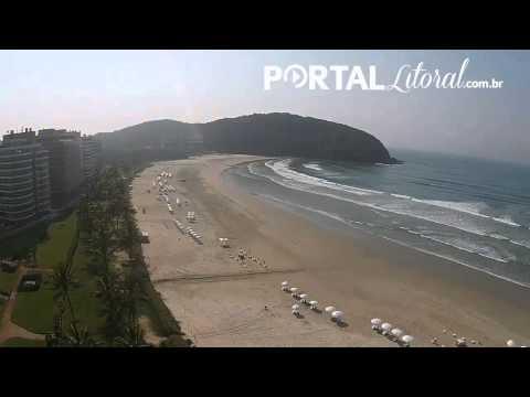 Imagens aéreas de Bertioga e Riviera de São Lourenço