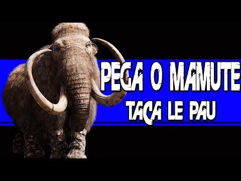 FARCRY PRIMAL - PEGA O MAMUTE TACA LE PAU