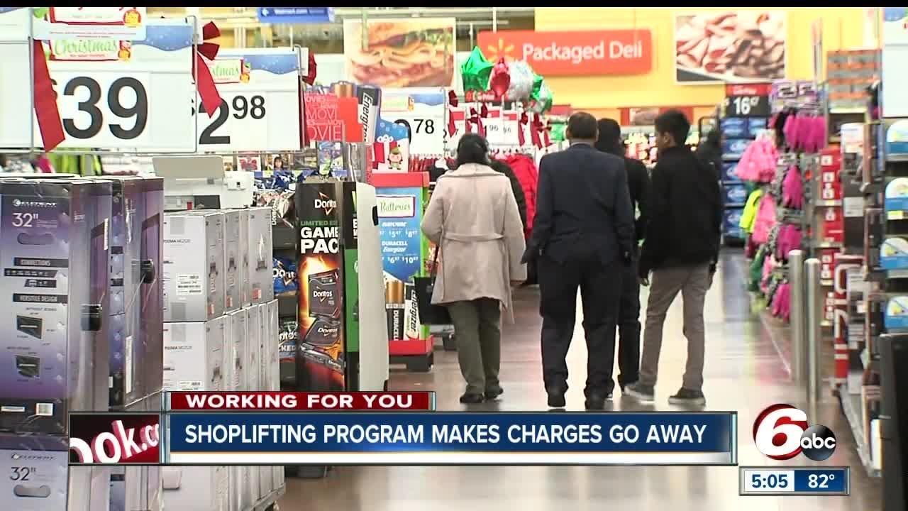 Walmart shoplifting program makes charges go away