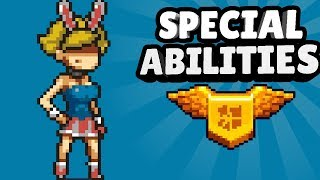 DAZW ALL NEW SPECIAL ABILITIES PART 1
